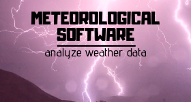 meteorological software