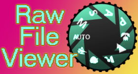 Raw File Viewer Freeware