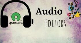 open source audio editor
