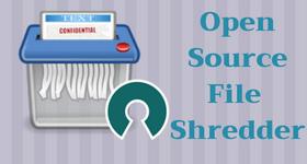 open source file shredder