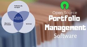 open source portfolio management software