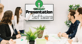 open source presentation software