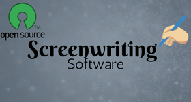 open source screenwriting software