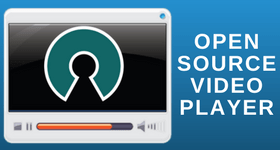 open source video player
