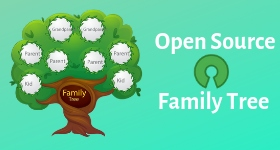 open source family tree
