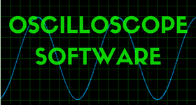 oscilloscope software