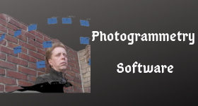 photogrammetry software