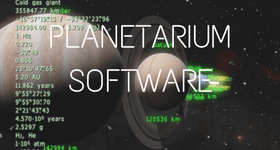 planetarium_software