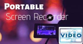 portable screen recorder