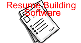 resume-building-software