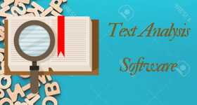 text analysis software