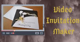 video invitation maker