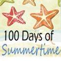 100 Days of Summertime 2013 eBook | ListPlanIt.com