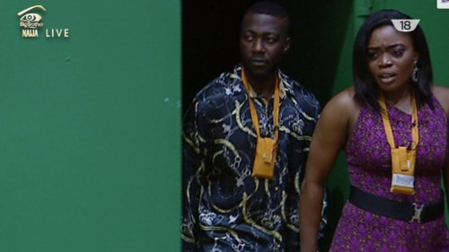 Image result for bally and bisola