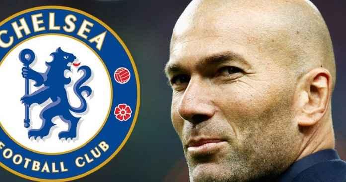 sang pelatih zidane-zidane