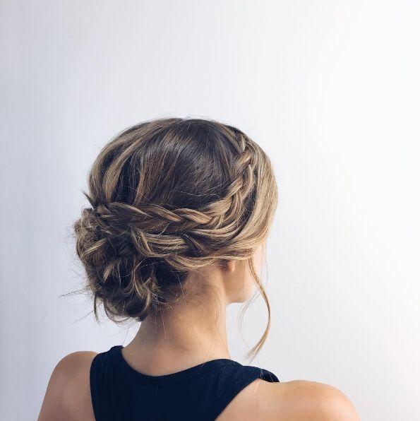 Coiffure de mariage 2017 \u2013 Elle Québec  Découvrez les dernières tendances  de la mode féminine, la beau\u2026