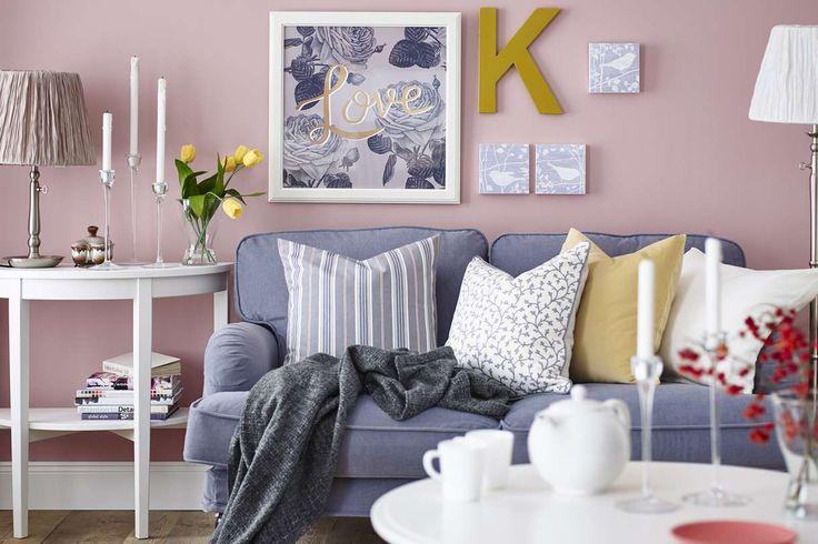 ikea cadres et lit x ikea sommier lit malm ikea x description petit salon couleur pastel. Black Bedroom Furniture Sets. Home Design Ideas