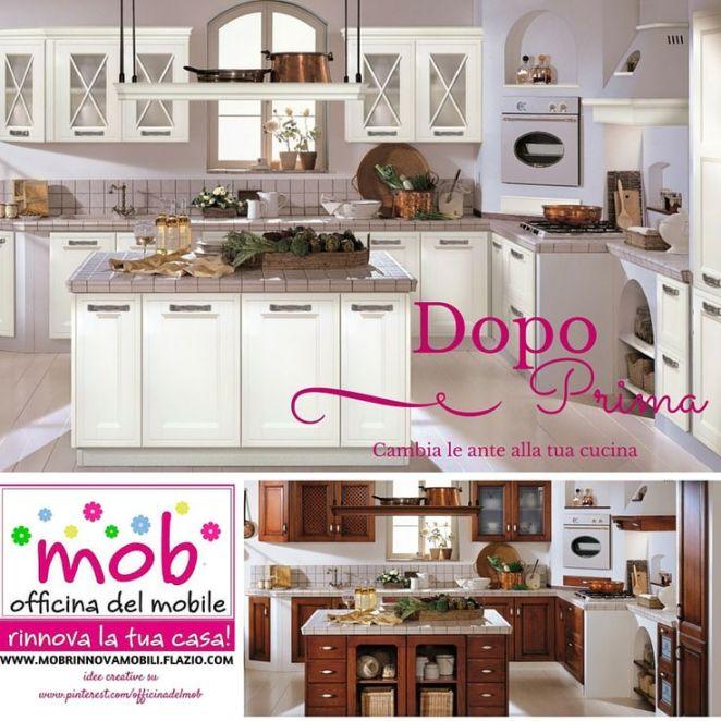 Awesome Cambiare Le Ante Della Cucina Pictures - Ameripest.us ...