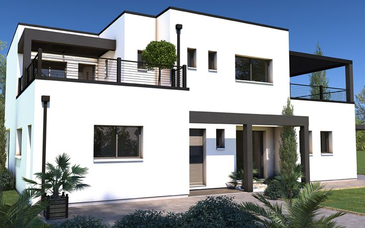 Maison neuve design maison neuve nouveau quartier chambly for Maison neuve nancy