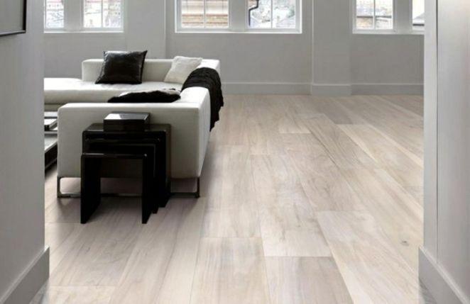 Déco Salon - carrelage imitation bois revêtement de sol pour le ...
