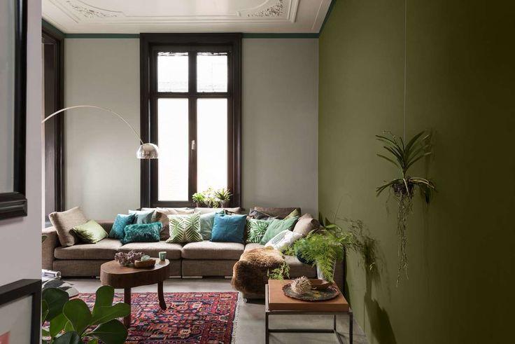 d co salon couleur 2017 bleu gris tendance peinture dulux valentine salon vert listspirit. Black Bedroom Furniture Sets. Home Design Ideas