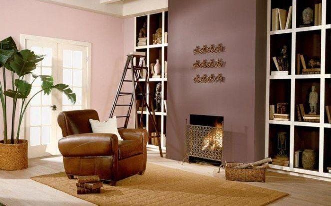 description quelle peinture choisir pour la dco salon suggestion couleur - Choisir Couleur Peinture Salon