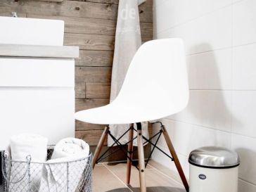 id e d coration salle de bain cordoue meuble salle de bain bois noyer 81 cm vasque pierre 3. Black Bedroom Furniture Sets. Home Design Ideas