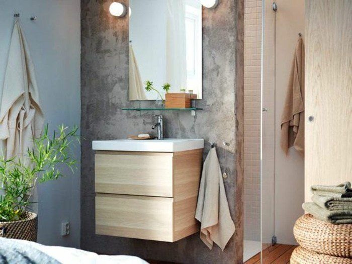 idee deco salle de bain pas cher affordable idee deco salle de bain pas cher perfect superbe. Black Bedroom Furniture Sets. Home Design Ideas