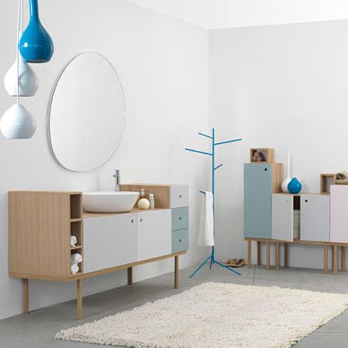Awesome Salle De Bain Inspiration Scandinave Images - Home ...