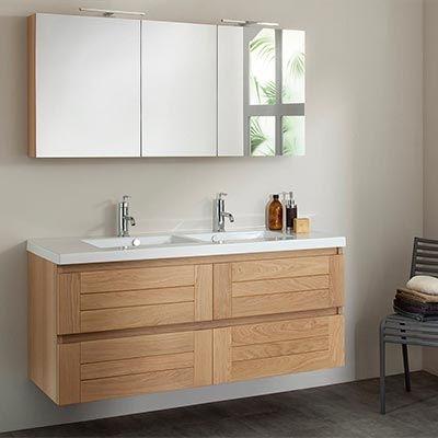 Beautiful deco salle de bain bois pictures design trends - Salle de bain deco bois ...