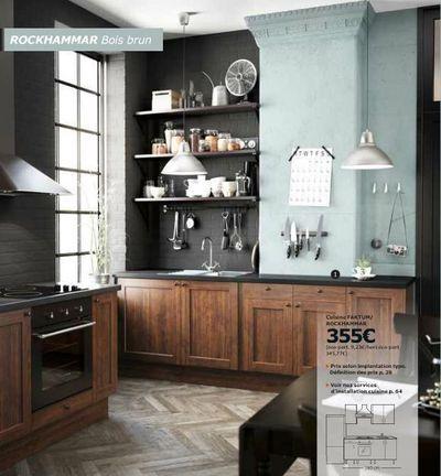 elegant ide relooking cuisine u acheter une cuisine ikea le meilleur du catalogue ikea cuisines. Black Bedroom Furniture Sets. Home Design Ideas