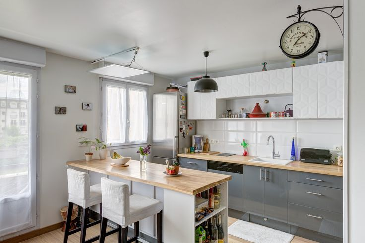 id e relooking cuisine une cuisine moderne avec des