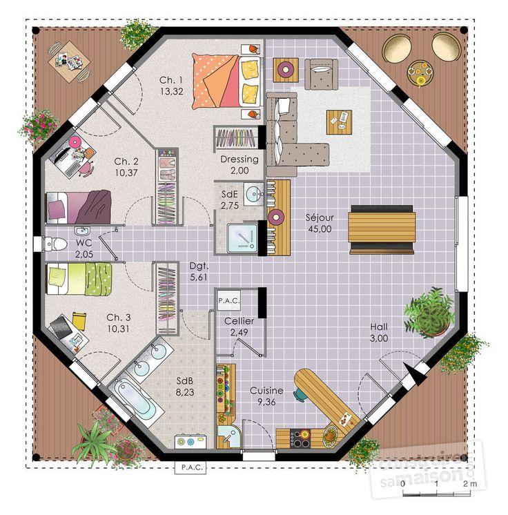 Idee maison a construire fabulous best modle maison - Idee maison a construire ...