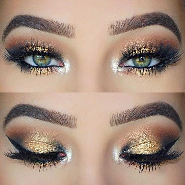 maquillage yeux tendance