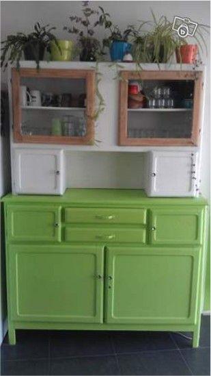 id e relooking cuisine buffet cuisine ann es 50. Black Bedroom Furniture Sets. Home Design Ideas