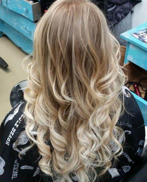 Les couleurs pour cheveux 2018
