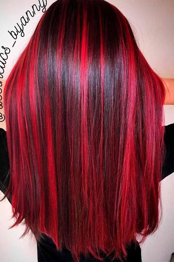 Les tendances de couleur de cheveux 2018