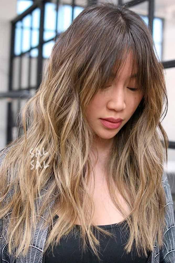 Coiffure femme cheveux long nouvel an