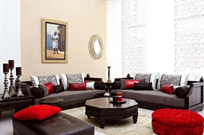 Decoration salon gerie