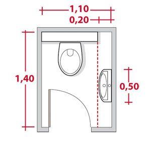 id e d coration salle de bain mesures et dimensions la salle de bains. Black Bedroom Furniture Sets. Home Design Ideas