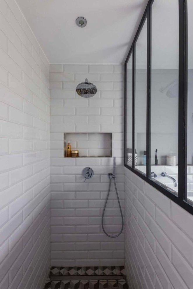 Idée décoration Salle de bain - Salle de douche esprit atelier ...