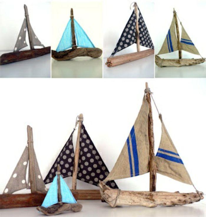 description bateaux bois flott maison du monde with guirlande maison du monde. Black Bedroom Furniture Sets. Home Design Ideas