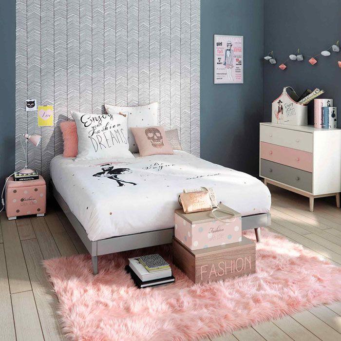 Relooking Chambre Ado - Maison Design - Heskal.Com