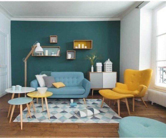 description ide excellente couleur peinture salon - Idee Deco Peinture Salon