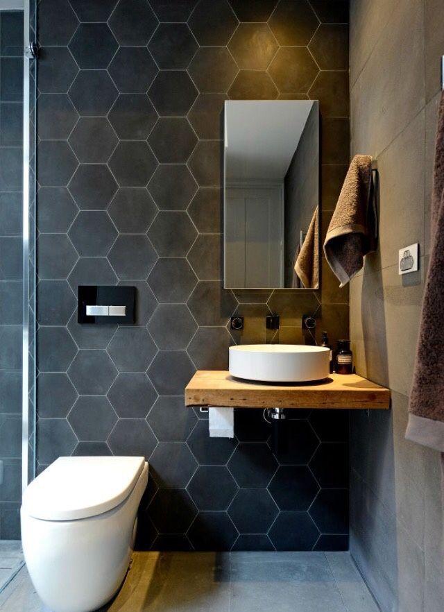 Idee Deco Toilette. Amazing Carrelage Adhsif Tout Ce Que Vous Devez ...