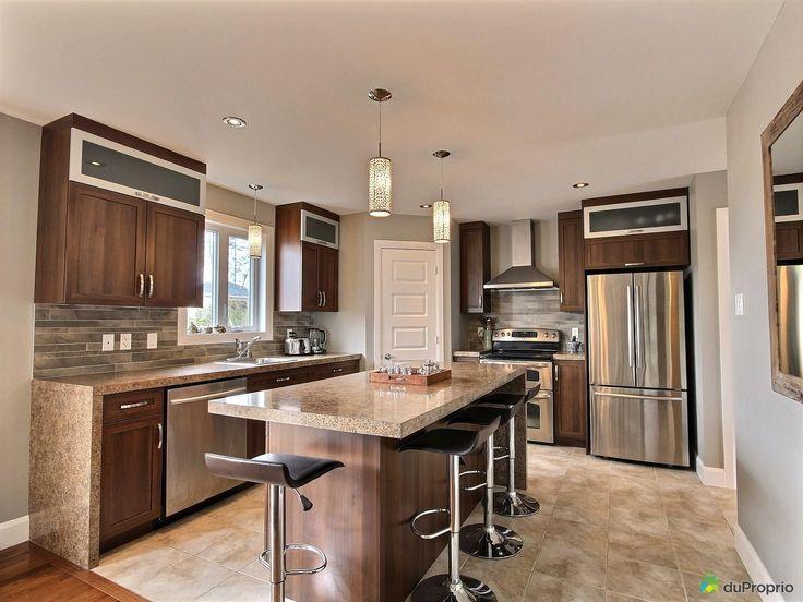 id e relooking cuisine beau mod le de cuisine avec garde manger walk in et aucune armoire en. Black Bedroom Furniture Sets. Home Design Ideas