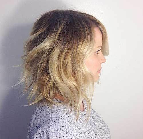 id es coupe cheveux pour femme 2017 2018 50 inspirant long bob coiffures et coupes de. Black Bedroom Furniture Sets. Home Design Ideas