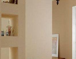 Déco Salon - un joli voilage leroy merlin de couleur blanche pour le ...
