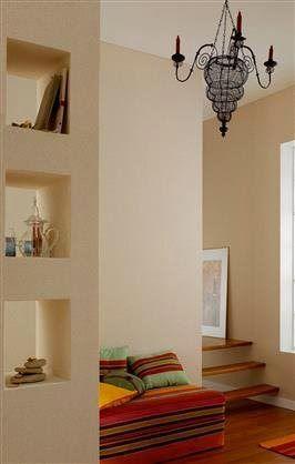 Déco Salon - Peinture salon couleur lin Tollens... - ListSpirit ...
