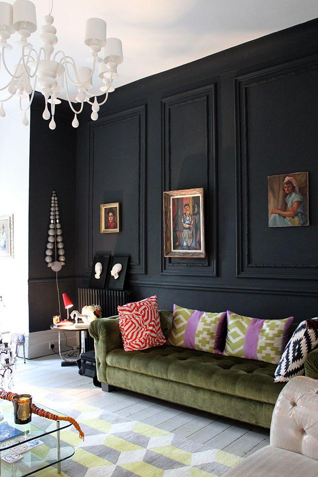 Déco Salon - Swoon Worthy Ambiance Colorée À Madrid Jurnal De